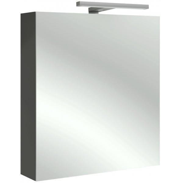 armoire de toilette 60cm 1 porte charni res droite avec