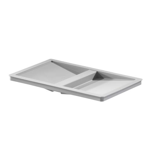 Couvercle gris pour seau 14 29l msa r f 129 - Msa accessoires cuisine ...