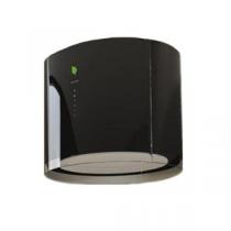 hotte lot suspendue eolo e ion 45cm 450m3 h noir falmec r f 119714. Black Bedroom Furniture Sets. Home Design Ideas