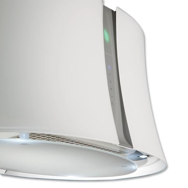 hotte lot suspendue zephiro e ion 66cm 450 m3 h blanc falmec r f 119715. Black Bedroom Furniture Sets. Home Design Ideas