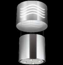 lustre vertigo pour hotte lot f light inox roblin r f 5046002. Black Bedroom Furniture Sets. Home Design Ideas