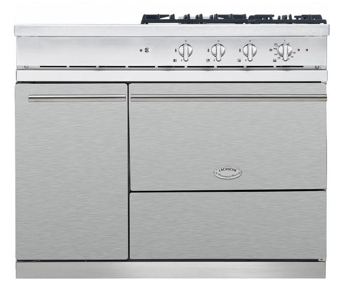 piano de cuisson lacanche chassagne modern four multifonction plaque de cuisson 4 feux gaz. Black Bedroom Furniture Sets. Home Design Ideas