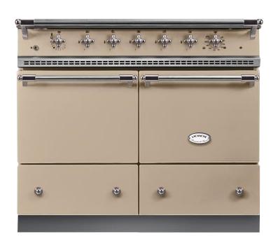 piano de cuisson lacanche cluny 1000 2 fours lectriques plaque de cuisson 5 feux induction. Black Bedroom Furniture Sets. Home Design Ideas