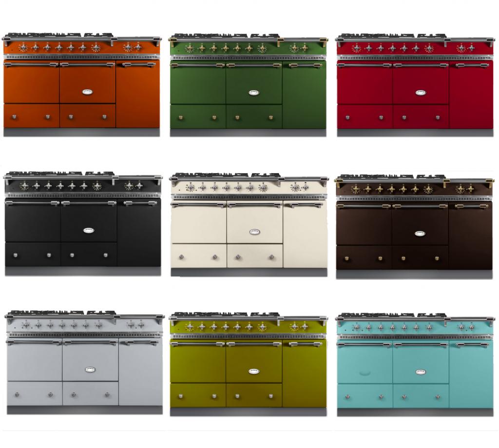 Piano de cuisson lacanche cluny 1400 classic g 2 fours gaz plaque de cuisso - Piano cuisson lacanche ...