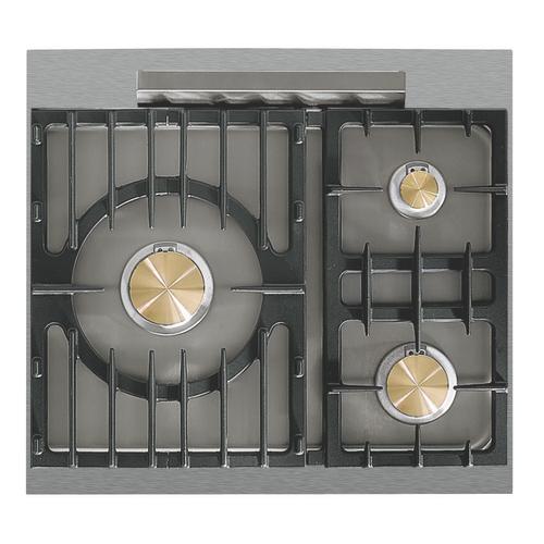 Piano de cuisson lacanche cormatin modern 1 four lectrique gril plaque de - Piano de cuisson 3 fours ...