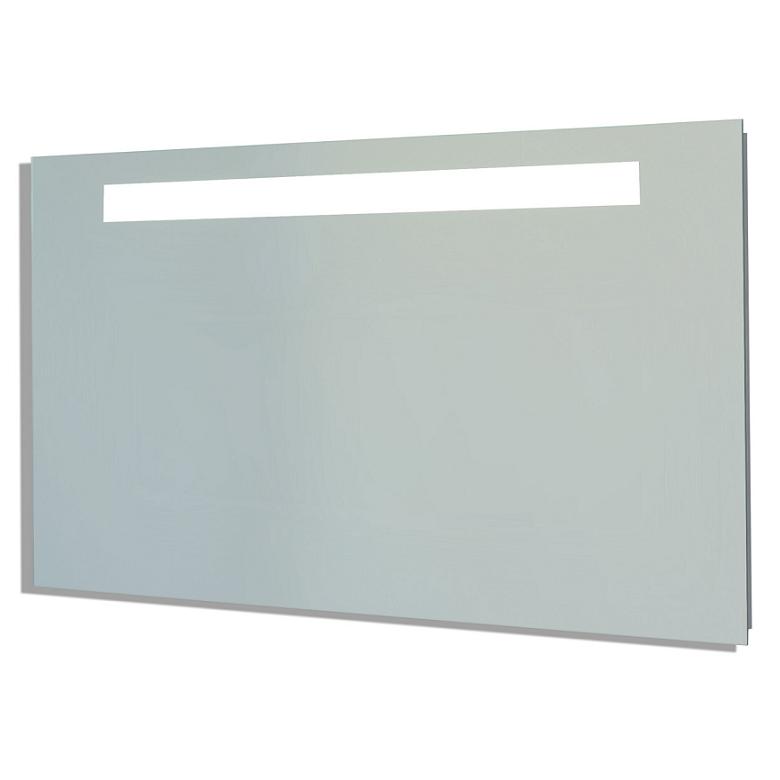 Miroir reflet sens 110x65cm avec clairage led sanijura for Miroir sanijura reflet