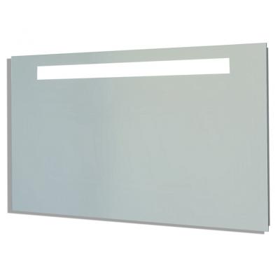 Miroir reflet sens 120x65cm avec clairage led sanijura for Miroir eclairage led
