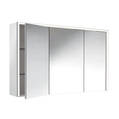 Armoire De Toilette Divine 100cm 3 Portes Miroir Coloris Au Choix