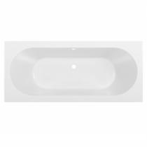 Baignoire acrylique Urb.Y 180x80 Blanc - SANINDUSA Réf. 8077000000
