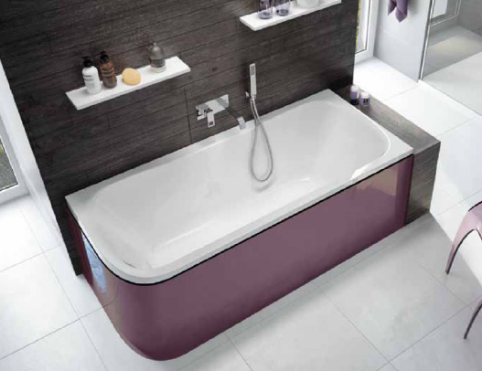 baignoire leda amazing salle de bain ue baignoires et. Black Bedroom Furniture Sets. Home Design Ideas