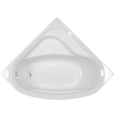 baignoire d 39 angle foria 135x135cm toplax blanc aquarine r f 198901. Black Bedroom Furniture Sets. Home Design Ideas