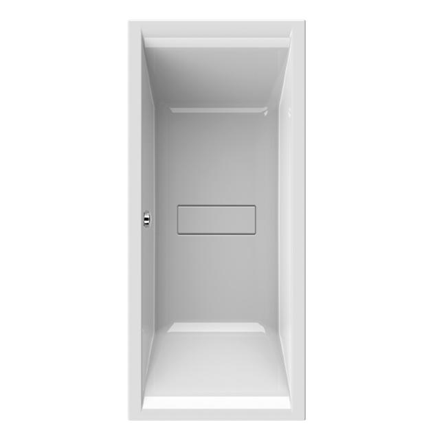 Baignoire rectangulaire Maestro 180x80cm Puretex Blanc - AQUARINE Réf. 208718