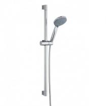 Barre de douche Key avec douchette Winner Chromé - GRB Réf. 055033