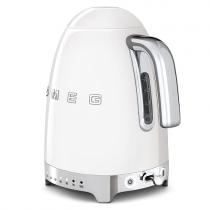 Bouilloire avec réglage de la température Années 50 Blanc - SMEG Réf. KLF04WHEU
