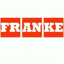 BOUTON ROT CARRE INOX D22 /FF4 - FRANKE Réf. 508068