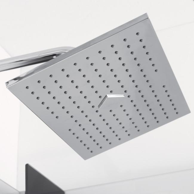 cabine de douche horizon c90 receveur standard portes coulissantes acier kinedo r f ca117a18. Black Bedroom Furniture Sets. Home Design Ideas