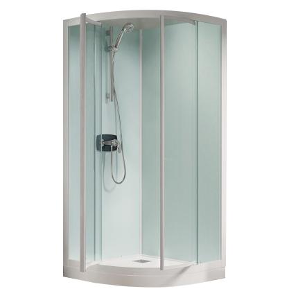 cabine de douche glass