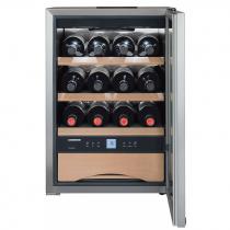 Cave à vin de vieillissement 12 bouteilles A++ Inox / Verre - LIEBHERR Réf. WKes65321