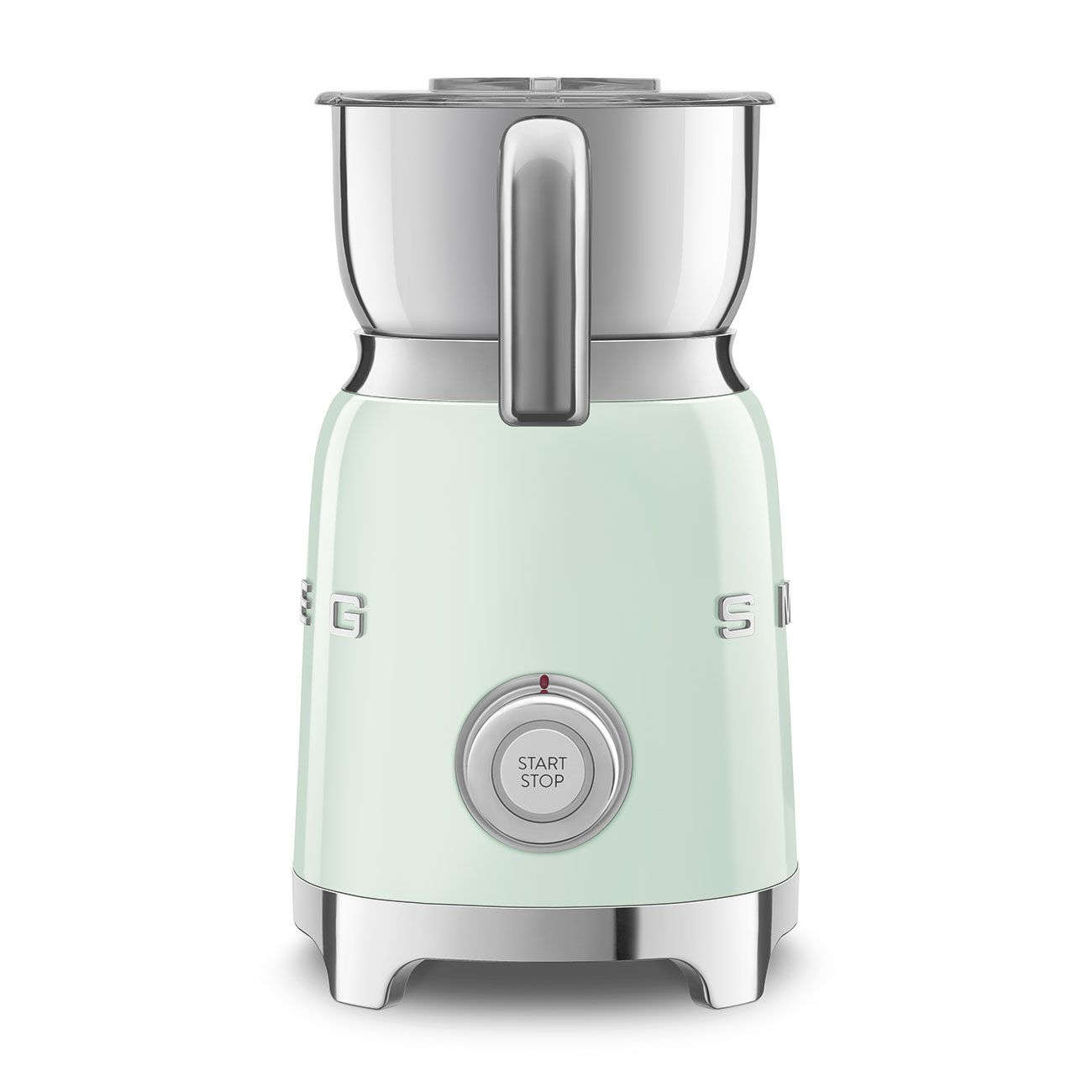 Chocolatière / Emulsionneur à lait - Années 50 Vert d\'eau - SMEG Réf. MFF01PGEU