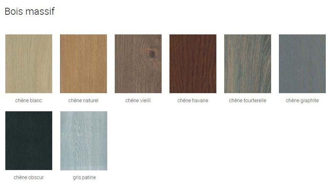 Choix du coloris pour meuble SANIJURA de la gamme HALO