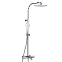 Colonne bain-douche thermostatique Premier télescopique Chromé - GRB Réf. 50454500TL