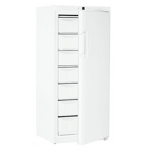 cong lateur armoire 472l a 75cm blanc liebherr r f g5216 21. Black Bedroom Furniture Sets. Home Design Ideas