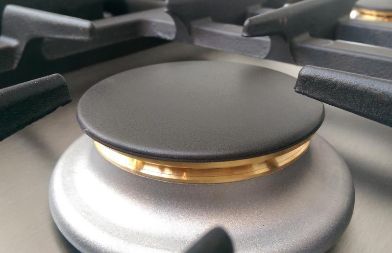 Couvercle émaillé pour chapeaux de brûleurs - LACANCHE Réf. LCB400