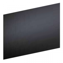 Crédence 60x50cm verre Noir - FRANKE Réf. 489805