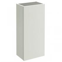 Demi-colonne Parallel 30cm version droite mélaminé brillant Blanc - JACOB DELAFON Réf. EB513D-N18