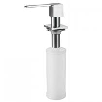 Distributeur de savon carré Inox - LUISINA Réf. ZCDS310055