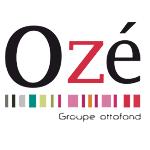 DOUCHETTE 5 JETS CHROMEE/NOIRE + FONCTION AIR - OZE Réf. DO5ACN