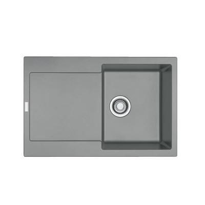 evier r versible 1 cuve maris mrg611 78 780 x 500 avec gouttoir fragranit stone franke r f. Black Bedroom Furniture Sets. Home Design Ideas