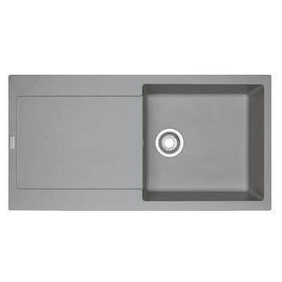 evier r versible 1 cuve maris mrg611 97 970 x 500 avec gouttoir fragranit stone franke r f. Black Bedroom Furniture Sets. Home Design Ideas