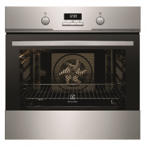 Four multifonction pyrolyse 68l A+ Inox anti-trace - ELECTROLUX Réf. EOC3485AAX