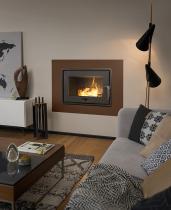 Foyer 700 Optimisé 7kW avec volet - INVICTA Réf. 6771-75