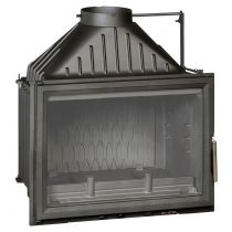 Foyer à bois 700 Grande Vision 12kW avec volet - INVICTA Réf. 9270-75
