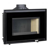 Foyer à bois Deville Astre 90 AC Vision C07990.06 10kW Anthracite
