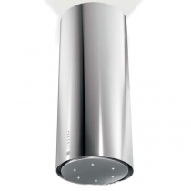 Hotte centrale Cylindre 37cm 680m3/h Inox - ROBLIN Réf. 5029012