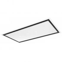 Hotte de plafond Aqua 90cm 839m3/h Blanc - ROBLIN Réf. 6515894 / 3500539306