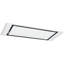 Hotte de plafond Aqua Slim 100cm 704m3/h Blanc mat - ROBLIN Réf. 6628129