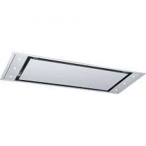 Hotte de plafond Aqua Slim 120cm 704m3/h Inox - ROBLIN Réf. 6628112