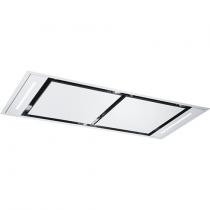 Hotte de plafond Confidence 100cm sans moteur Blanc mat - ROBLIN Réf. 6682442
