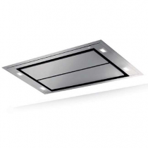 Hotte de plafond Inspiration 100cm 839m3/h Inox - ROBLIN Réf. 6209269