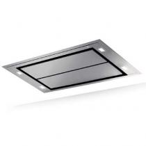 Hotte de plafond Inspiration 120cm 839m3/h sans moteur Inox - ROBLIN Réf. 6209272