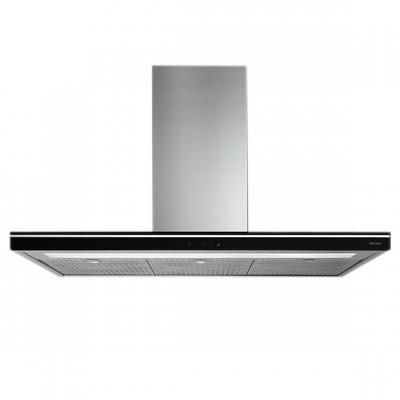 hotte lot droite luce 90cm 800m3 h noir falmec r f 120882 luce2420. Black Bedroom Furniture Sets. Home Design Ideas