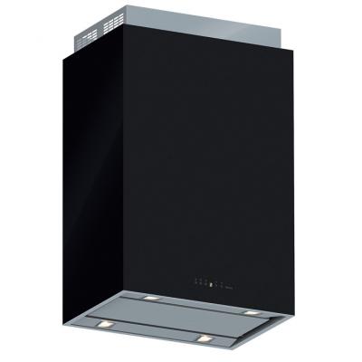 hotte lot laguna 90cm 800m3 h inox verre noir falmec. Black Bedroom Furniture Sets. Home Design Ideas
