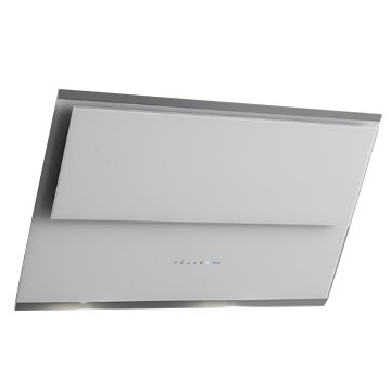 Hotte inclinée Verso 85cm 800m3/h Blanc - FALMEC Réf. 128296 / VERSO1410