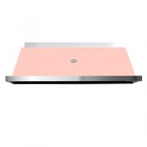 Hotte Lacanche 240cm pour piano 220cm 24 coloris disponibles finition Inox