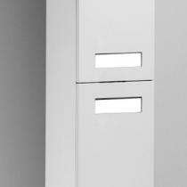 Jeu de 2 inserts Color pour colonne Blanc - OZE Réf. COLORPCB
