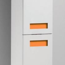 Jeu de 2 inserts Orange pour colonne Color - OZE Réf. COLORPCO